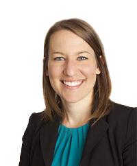 Andrea Ruttenberg, Associate Principal at AMS